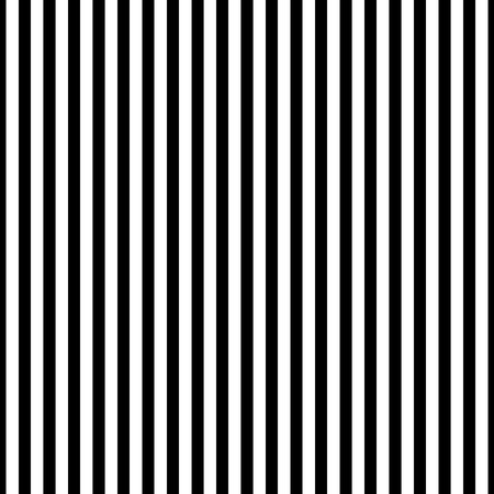 striped wallpaper: Striped black and white seamless pattern. Fashion graphic background design. Modern stylish abstract texture. Monochrome template for prints, textiles, wrapping, wallpaper, website. VECTOR illustration Illustration