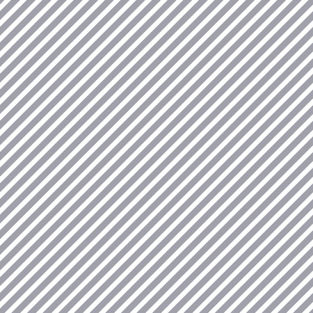 striped wallpaper: Striped gray diagonal seamless pattern. Fashion graphic background design. Modern stylish abstract texture. Colorful template for prints, textiles, wrapping, wallpaper, website. VECTOR illustration Illustration