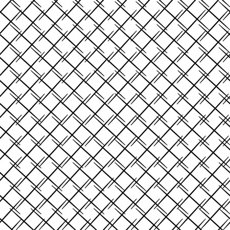 Square seamless pattern graphic background design.