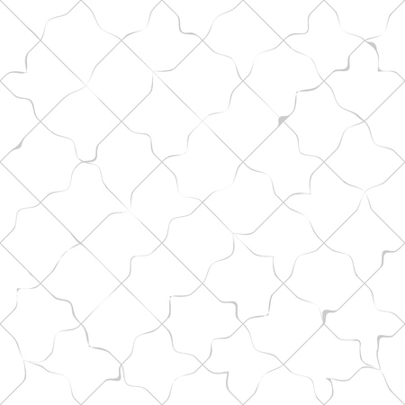 Abstract square seamless pattern. Fashion graphic background design. Modern stylish abstract texture. Monochrome template for prints, textiles, wrapping, wallpaper, website etc. Vector illustration