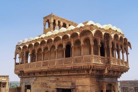 ki: Salim Singh Ki Haveli, Jaisalmer, Rajasthan, India