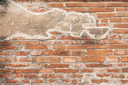 vintage brick wall background Фото со стока