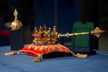 Czech crown jewels Editorial