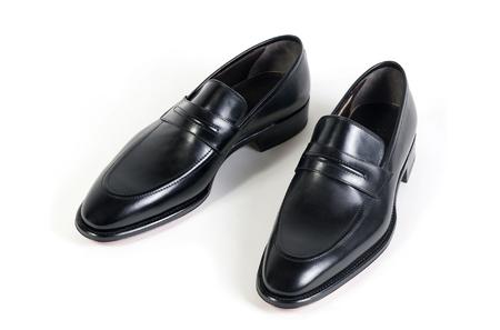shocks: Black shoes