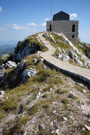 Mausoleum of Petar Petrovic Njegos