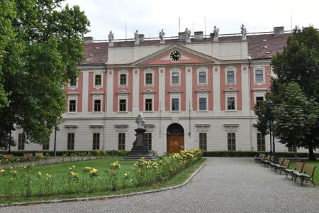 Invalidovna in Karlin, Prague, Czech Republic