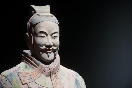 Terracotta Warrior  Éditoriale