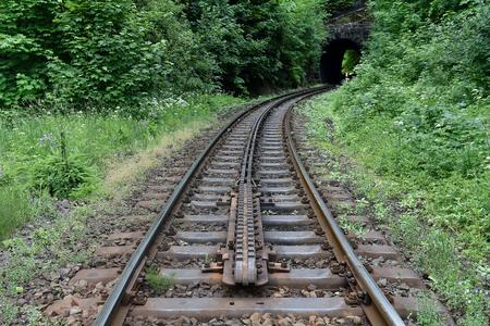 railtrack: Cogwheel railway line
