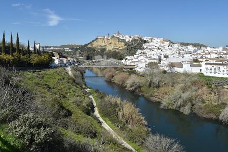 Arcos de la Frontera, Spain Imagens