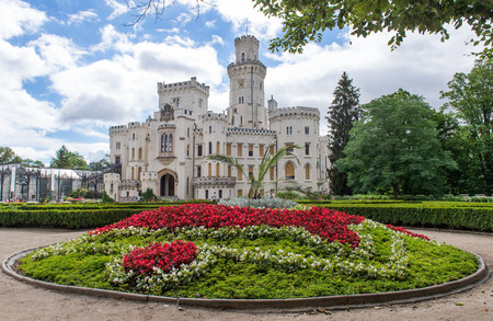Castle Hluboka Editorial
