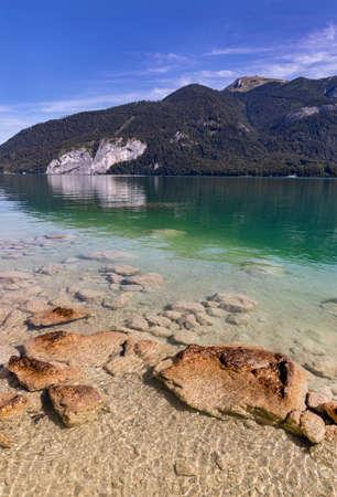 Wolfgangsee – lake in Upper Austria