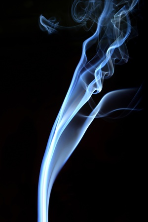enhancer: smoke Stock Photo