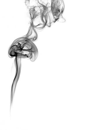 cigarette smoke: smoke Stock Photo