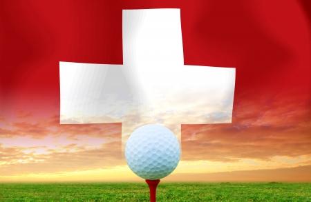 Golfball Schweiz