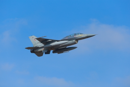Air Show F-16 Fighting Falcon