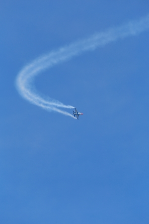 f 16: Air Show of F-16 Fighting Falcon