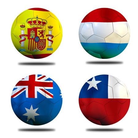 group b: Football Group B