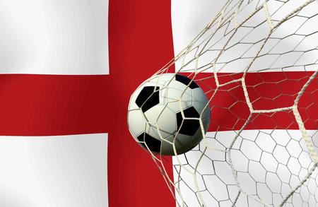 England Fußball Standard-Bild