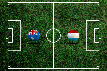 Soccer World Cup 2014   Football   Australia and Netherlands photo