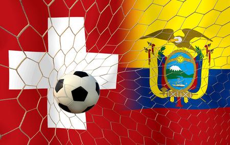 Швейцария – Эквадор. ЧМ-2014