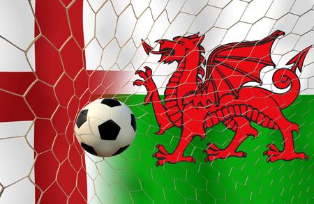 Calcio Euro 2016 (calcio) Inghilterra e Galles