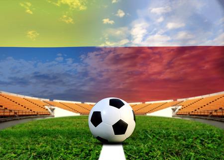 Fußball Euro 2016 (Fußball) Ukraine und Polen Standard-Bild