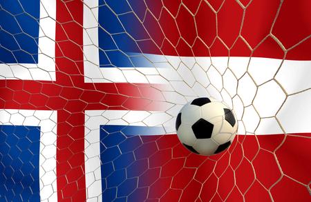 algeria: ( Football )  Island and Austria