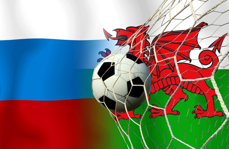 ( Football )  Russia  and Welsh