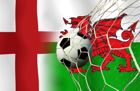 (Calcio) Inghilterra e Galles