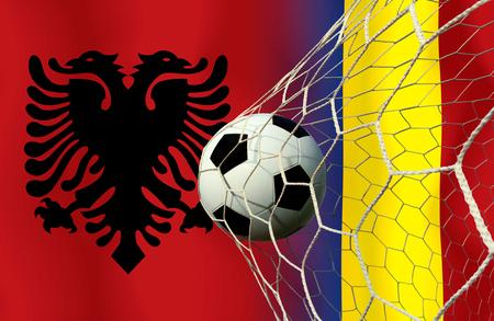 (Fußball) Albanai und Rumänien