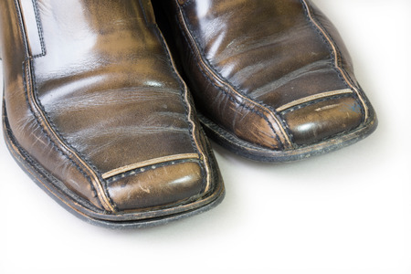 loafers: old brown loafers shoes