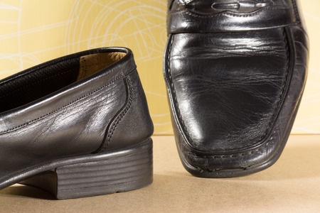 loafers: used black loafers shoes