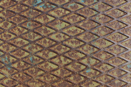 textured: Rusty metal textured