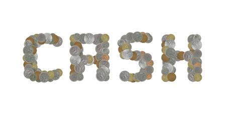 monete antiche: CASH con le vecchie monete