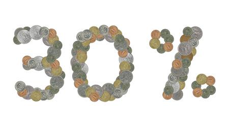 monete antiche: Il 30 per cento con le vecchie monete