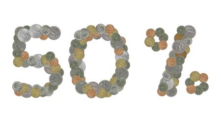 monete antiche: Il 50 per cento con le vecchie monete