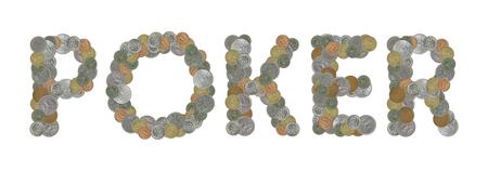 monete antiche: POKER con le vecchie monete