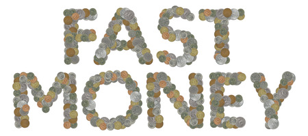 monete antiche: FAST MONEY with Old Coins