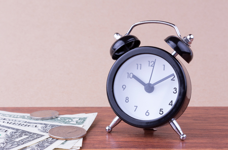 buying time: Time is Money