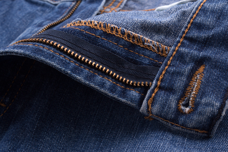 Blue jeans,denim Stock Photo