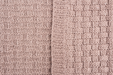 Hand knitted sweater texture
