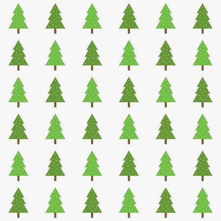 pine tree icon vector background. Banco de Imagens - 139071527