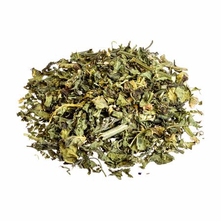 nightshade: Dry Nightshade, Brinjal, Solanum melongena Linn (for medical use). Isolated.