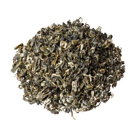 chun: Chinese biluochun green tea.