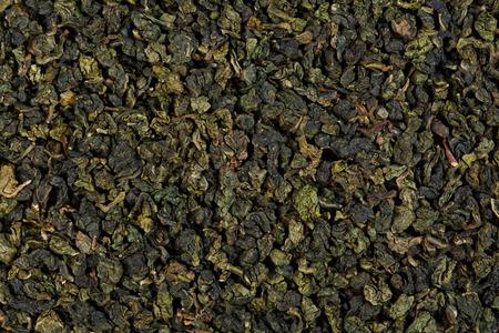 heathy diet: Huangshan Maofeng (Yellow Mountain Fur Peak) green chinese famous tea. Texture.