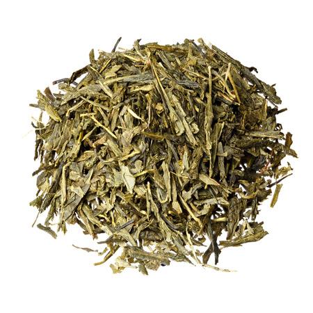 stimulator: Sencha based tea mix isolated.