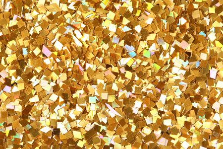 golden texture: Sparkle glittering background.