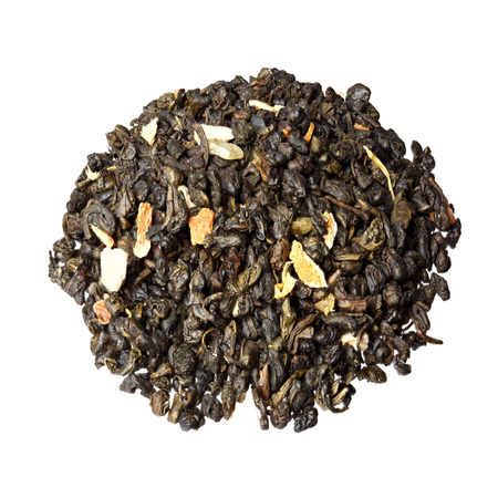 aromatic: Aromatic tea with fruits and petals.
