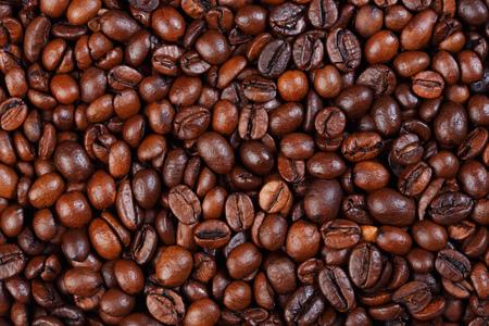 decaffeinated: Texture of Irish cream (gourmet coffee). Stock Photo