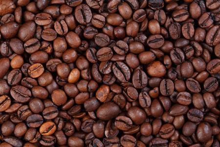 con: Texture of ?aff� con Mandorle, almond coffee (gourmet coffee).